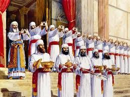 aaronic priests