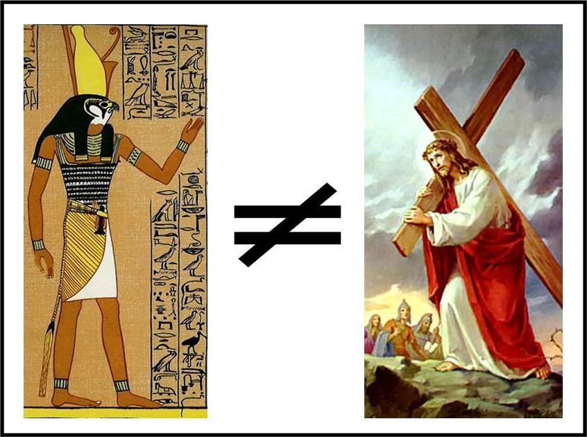 Jesus vs Horus Myth…The True Facts | Faith, Grace, and Torah