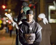 Were/All all Hebrews Black or Hispanic according to race?